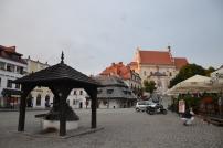 Kazimierz Dolny- Altstadt