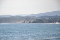 Küste von Südkorea