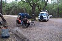 Campingplatz in Augusta