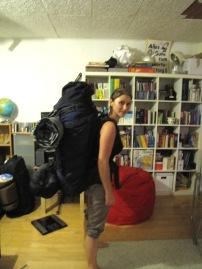 Rucksack gepackt und los kann´s gehen!