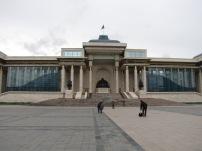 Gesichter der Mongolei- Ulan Bator