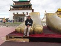 Gesichter der Mongolei